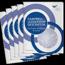 Campbell Leadership Descriptor  Workbook & Survey 5-Pack