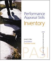 Performance Appraisal Skills Inventory Facilitator Set