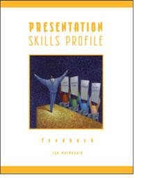 Presentation Skills Profile Observer Form 5-Pack