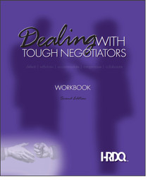 Dealing With Tough Negotiators Workbook 5-Pack