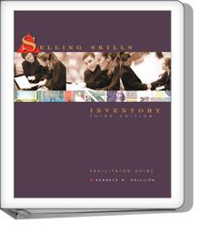 Selling Skills Inventory Facilitator Set