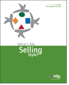 What's My Selling Style Self Assessment