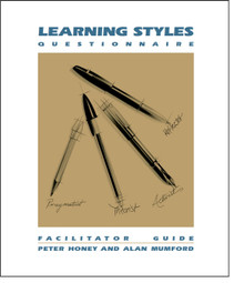 Learning Style Questionnaire Facilitator Guide
