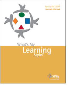 What's My Learning Style Self Assessment 5-Pack