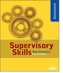 Supervisory Skills Questionnaire Self Assessment 5-Pack