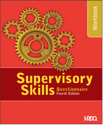 Supervisory Skills Questionnaire Participant Workbook 5-Pack