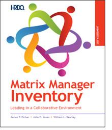 Matrix Manager Inventory Self Assessment 5-Pack
