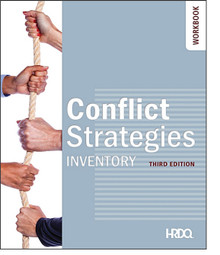 Conflict Strategies Inventory Workbook