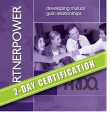 PartnerPower® 2-Day Certification for Trainers