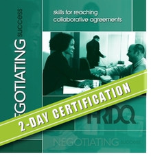 Negotiating Success™ 2-Day Certification for Trainers