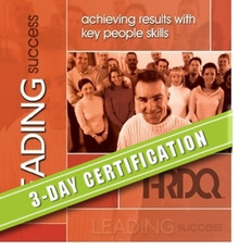 Leading Success™ 3-Day Certification for Trainers