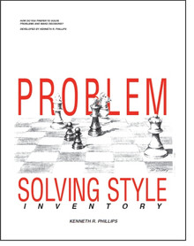 EDU - Problem Solving Style Inventory Self Assessment 5-Pack