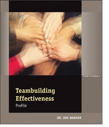 EDU - Team-Building Effectiveness Assessment Instrument