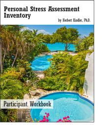 EDU - Personal Stress Assessment Inventory Participant Workbook
