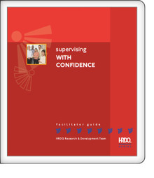 Supervising With Confidence - Facilitator Kit