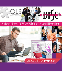 Extended DISC® Virtual Certification - NOV 14-15 2018