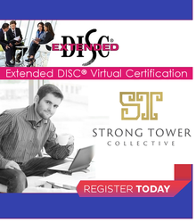 Extended DISC® Virtual Certification by Strong Tower - MAR 17-18 2020