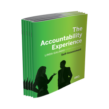 Accountability Experience Self Assessment 5-Pack