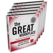 The Great Workplace Workbook 5-Pack