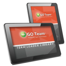 GO Team Leader Reproducible Training Library