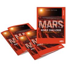 Mars Rover Challenge Leadership Workbook 5-Pack