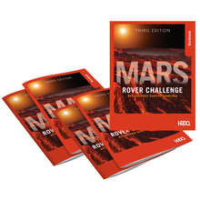 Mars Rover Challenge Leadership Workbook 5-Pack