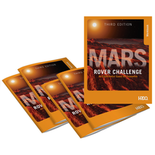 Mars Rover Challenge Teamwork Workbook 5-Pack