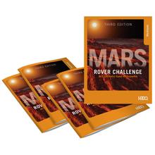 Mars Rover Challenge Teamwork Workbook 5-Pack