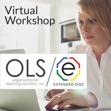 Extended DISC® 3-Hour Virtual Workshop - Dec 15 2020
