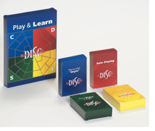 Extended DISC® Play and Learn Game