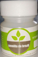 SEMILLA DE BRAZIL(OUT OF STOCK)