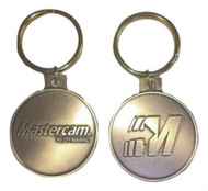 2017 Mastercam® Double-Sided  Key Chain