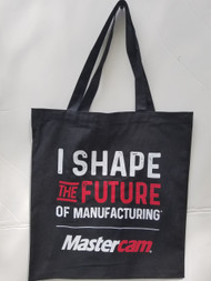 "Convention Cotton Canvas Tote ""I Shape the Future"""