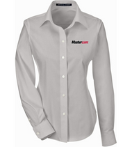 Ladies Devon & Jones® Long Sleeve Dress Shirt