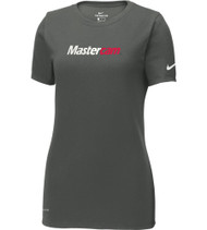 Nike Ladies Dri-FIT Scoop Neck Tee