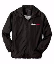 Men's Casual Lightweight Jacket w/ Hood in Regular & Tall Sizes