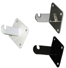 Gridwall Wall Bracket 2""