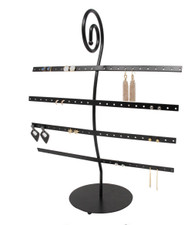 Wire Counter Earring Display