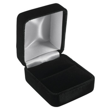 Single Ring Gift Box in Black