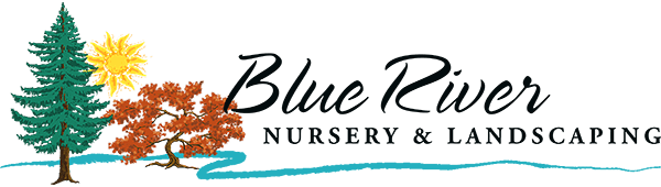 Blue River Nursery Logo