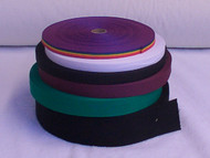 "1"" Heavyweight Polypropylene Webbing - 10 yd/roll"