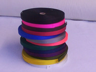 "5/8"" Standard Weight Nylon Halter - 10 yd/roll"