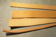 Leather Belt Strips