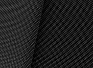1680d Ballistic Nylon Fabric Black
