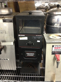 BUNN G9 COFFEE GRINDER