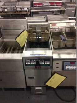 PITCO SFSE14 FRYER