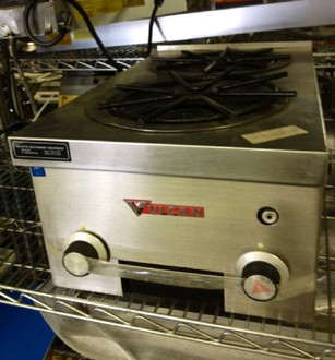 VULCAN DOUBLE BURNER HOT PLATE