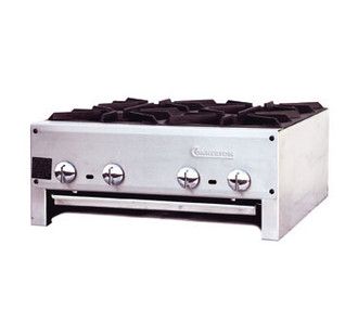 CONNERTON 12in WIDE 2 BURNER HOTPLATE - GAS