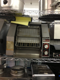 HATCO TRH60 CONVEYOR TOASTER