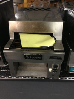 SAVORY RE2US CONVEYOR TOASTER